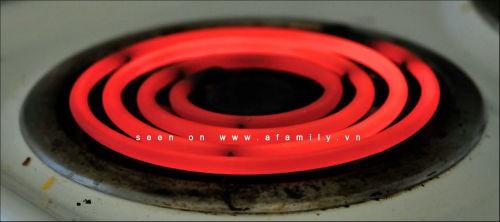 hình ảnh bếp điện hồng ngoại